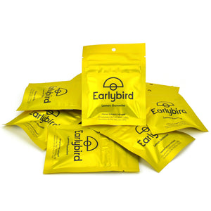 Earlybird CBD - Full Spectrum CBD Gummies - Lemon - 4 Pack - 9 Pouches