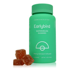 Load image into Gallery viewer, Earlybird CBD - Full Spectrum CBD Gummies - Watermelon