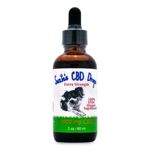 Load image into Gallery viewer, Suzie's CBD Drops for Dogs (1000mg - 60ml)
