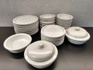 Servies - Mora Saffier Kollektie - Set