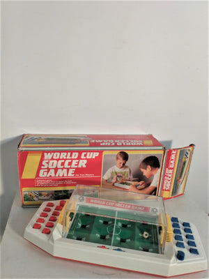 Vintage World Cup Soccer Game (1987)