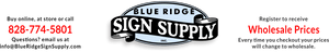 Blue Ridge Sign Supply Inc