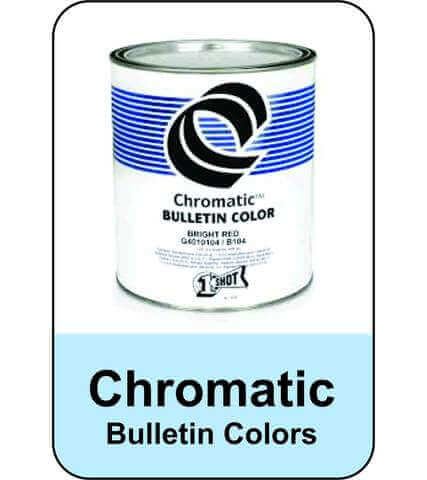 Chromatic Bulletin Paint