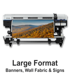 Large Format Wholesale Printing Services