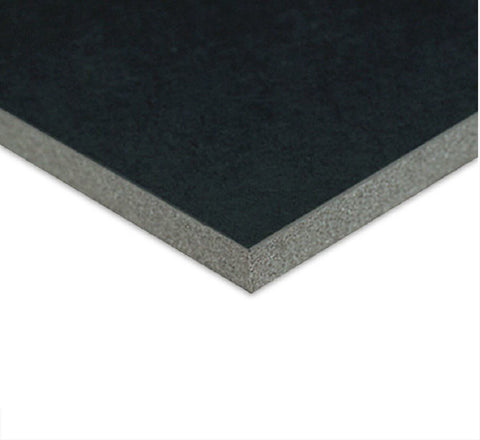 Gatorfoam Board Black 4 x 8 x 3/16""
