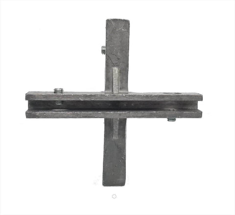 Sign Blade Top Mount (Double)