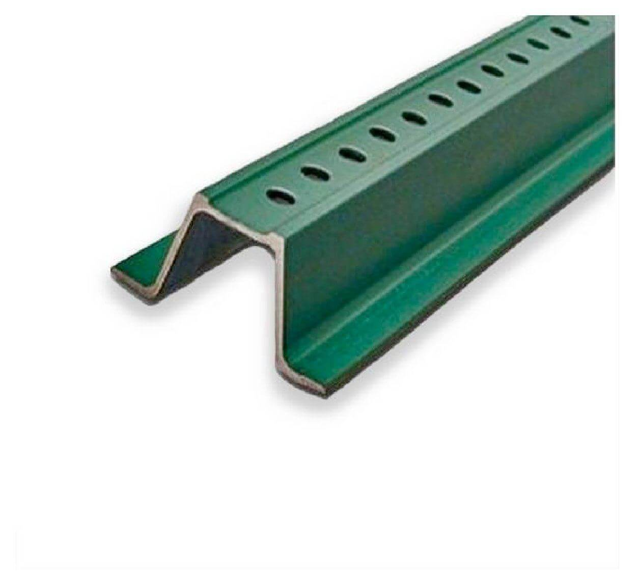 8' U-Channel (Green)