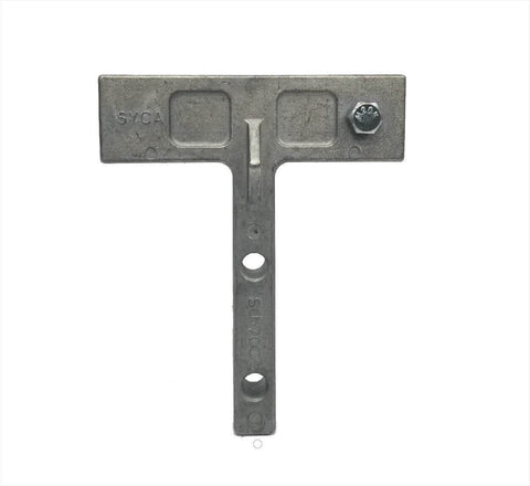 Sign Blade Top Mount (Single)