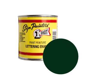 Dark Green 148L 1 Shot Paint