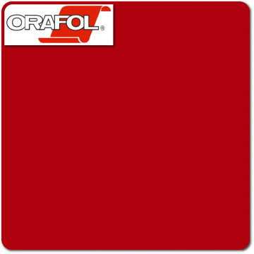 Red Oracal (031) 24""