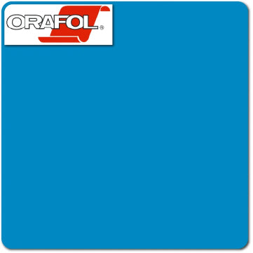 Light Blue Oracal (053) 24""