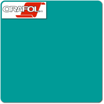 Turquoise Oracal (054) 24""