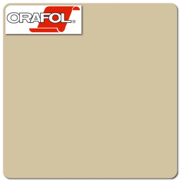 Beige Oracal (082) 24""