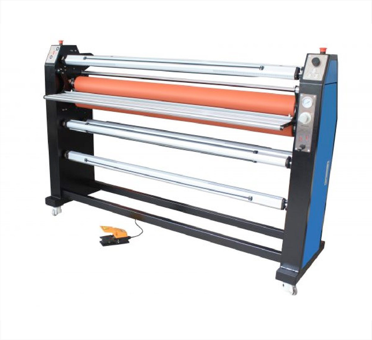 Paramount 65X 65in Pneumatic Laminator With Heat Assist