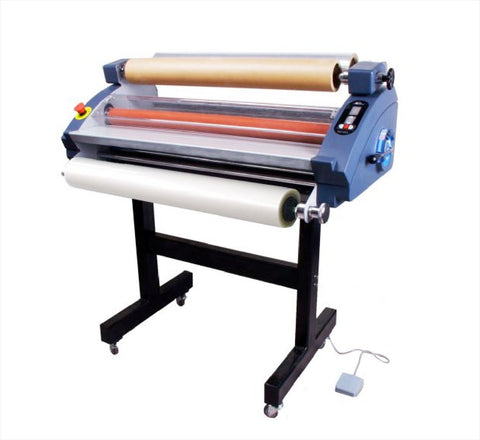 RSC-820CLS - 32(in) COLD ROLL LAMINATOR with Foot Pedal