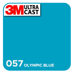 3M Ultra™ Cast Olympic Blue (057)