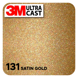 3M Ultra™ Cast Satin Gold (131)