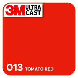 Tomato Red (013) 3M Ultra™ Cast