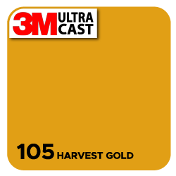 Harvest Gold (105) 3M Ultra™ Cast