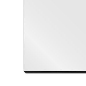 Oversized White ACM (Poly-Metal Panel)