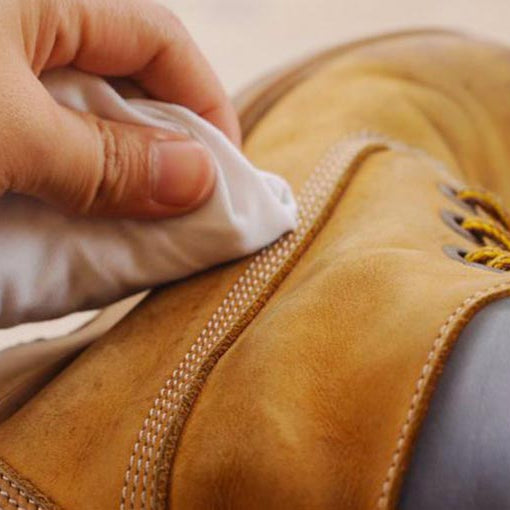 Tricks to clean nubuck leather