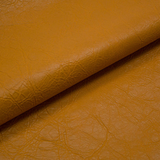 RUSTIC GOAT LEATHER CAMEL