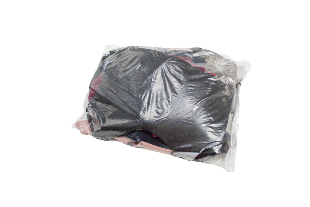 BAG OF 500 GR. OF SMALL FINE RETAL OF VARIOUS COLORS