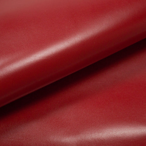 RED GOAT SKIN