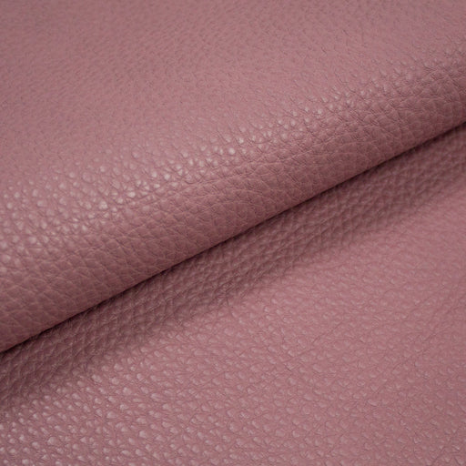 PALE PINK TAPESTRY COW LEATHER