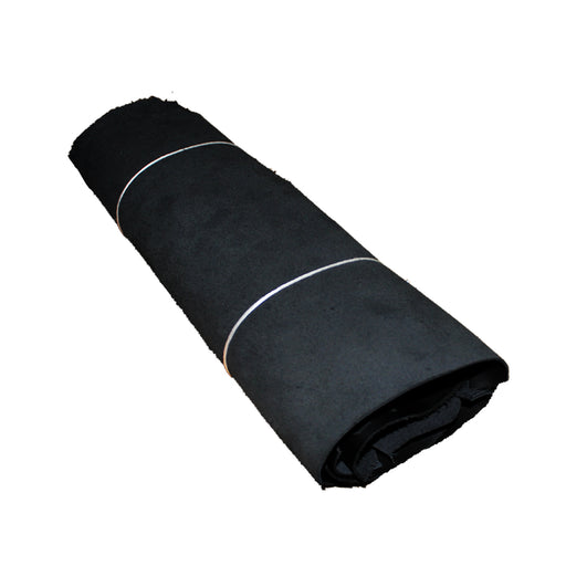 PACKAGE OF 1 KG. BLACK BOW LEATHER RETAL