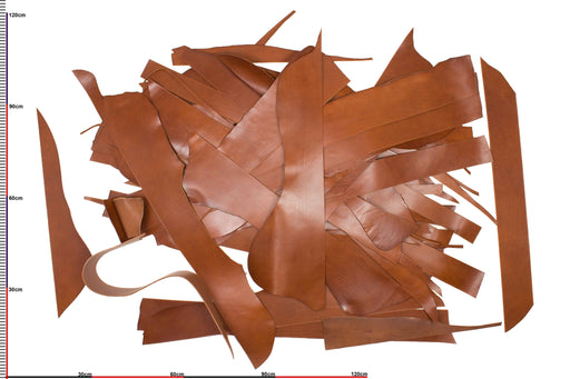 PACKAGE OF 1 KG. RETAL LEATHER RETAL AGED LEATHER