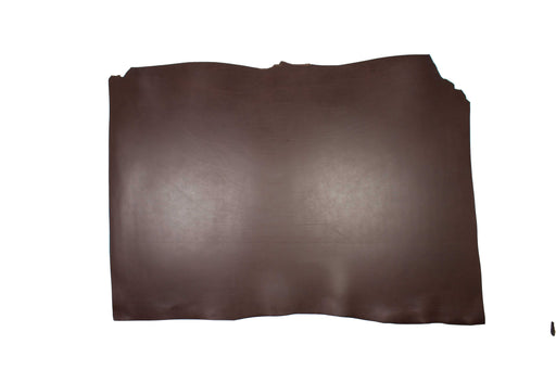CHOCOLATE LEATHER PIECE
