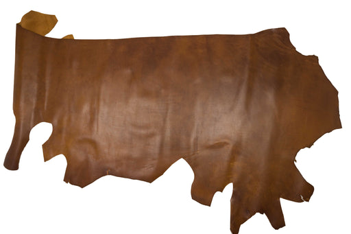 OILED BROWN OILED LEATHER