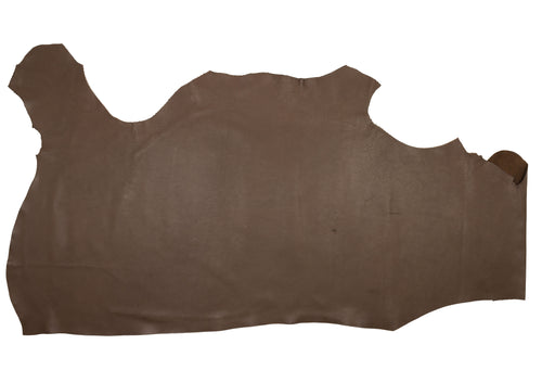COW LEATHER UPHOLSTERY DARK BROWN