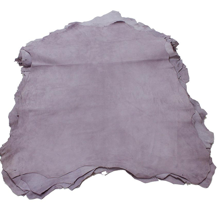 LAVENDER SUEDE LEATHER