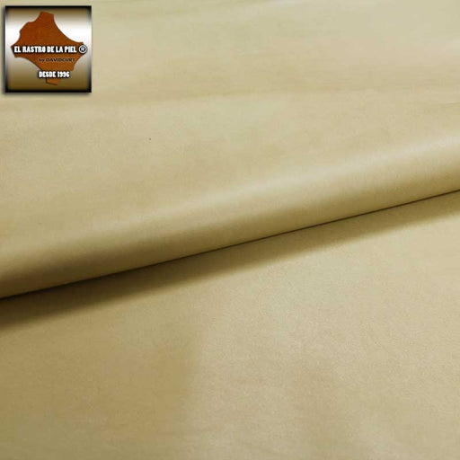 LAMB LEATHER MADE LIGHT BROWN REF. CC-055-78