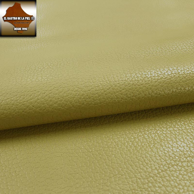 COW LEATHER CARABU OCRE REF. V-1383-2122