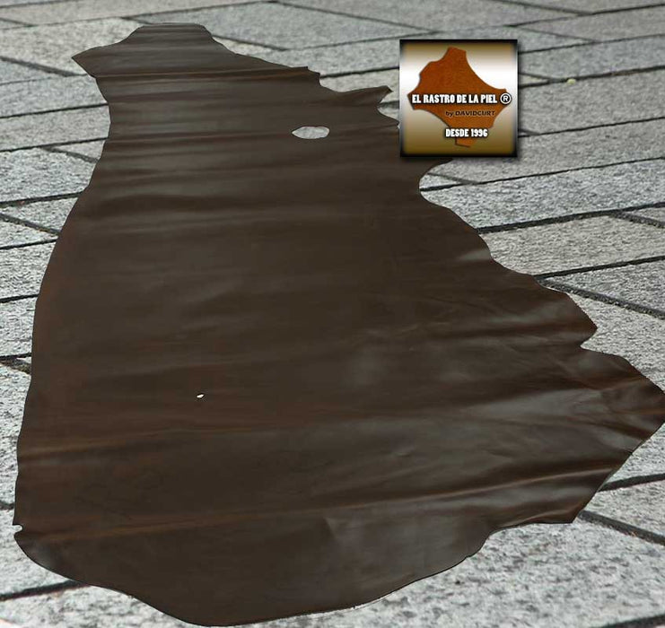 AGED NIGER OILED COW SKIN REF. VE-191-2021