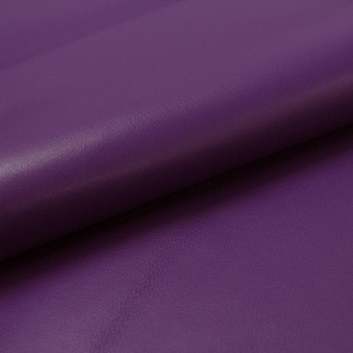 LILAC COW LEATHER