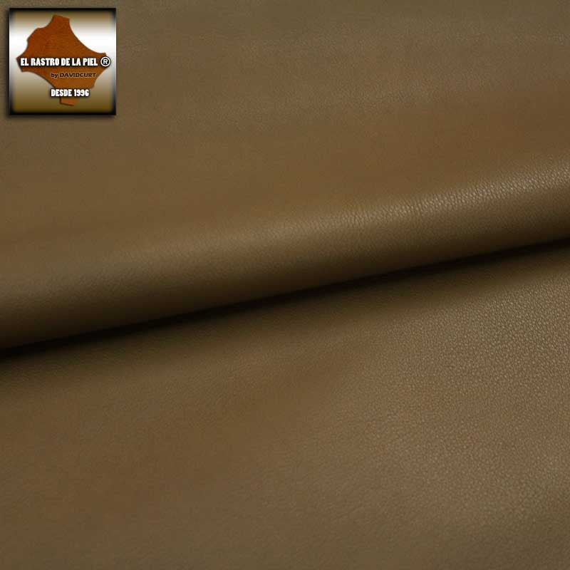 COW LEATHER BROWN KAKI REF. V-962-17