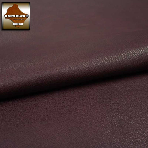 OLDED BORDEAUX RUSTIC COW LEATHER REF. VR-063-19