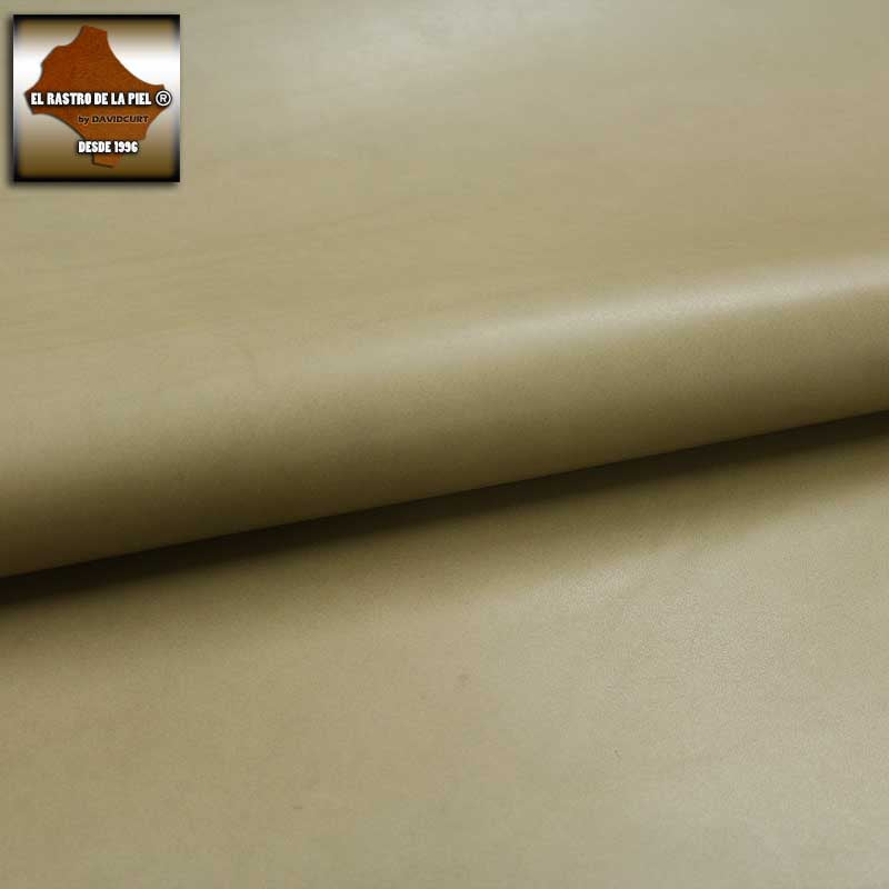 TAUPE COW LEATHER REF. V-1168-19