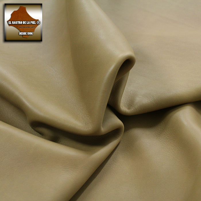 TAUPE COW LEATHER REF. V-431-23