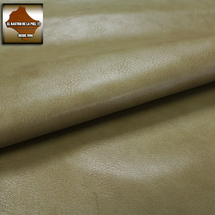 AGED TAUPE COW LEATHER REF. V-626-19