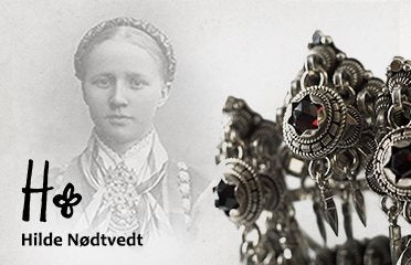 Hilde Nødtvedt - Norwegian Filigree jewelry designer.