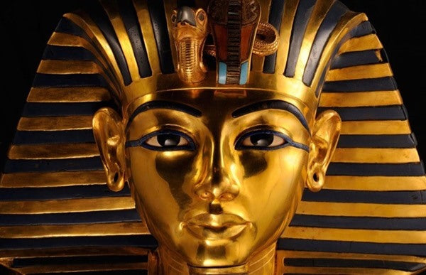 The Iconic King Tutankhamun's burial mask (Source: Getty Images)