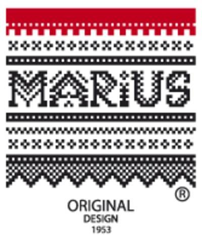 The Marius Pattern is a registered trademark. Brendemo Gull og Sølv (Norwegian Jewelry designer) has a license to make jewelry based on this pattern.