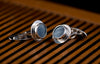 ORBIT Cufflinks by Anette Skaugen Guldager - Norwegian Jewelry