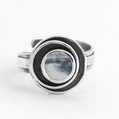Rings ring by Anette Skaugen Guldager - Norwegian jewelry from Telemark, Norway.