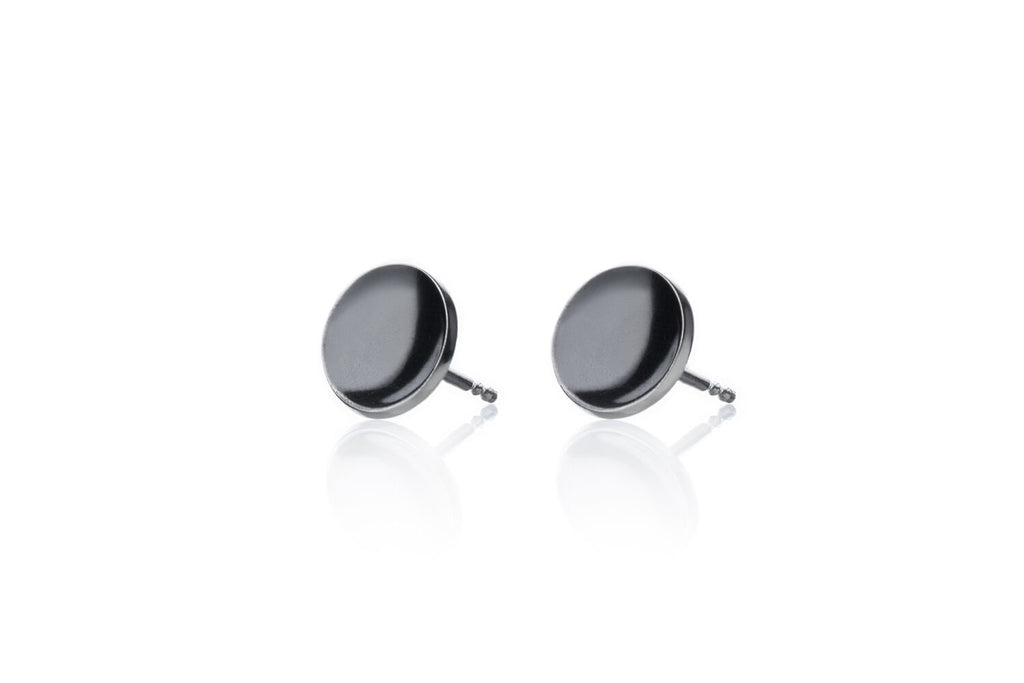 BAKKA - Mini Planets Ear Studs Earrings - Norwegian Jewelry features artisan jewellery designers and goldsmiths from Norway.